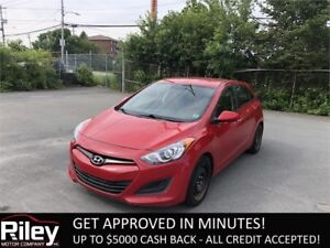 2013 Hyundai Elantra GT GL STARTING AT $129.02 BI-WEEKLY