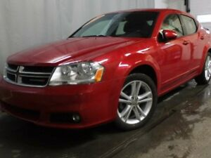 2013 Dodge Avenger SXT / Sunroof / Heated Front Seats