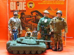 "WANTED: Vintage 12"" or 3 3/4"" GI Joe Figures, Vehicles & Acc"