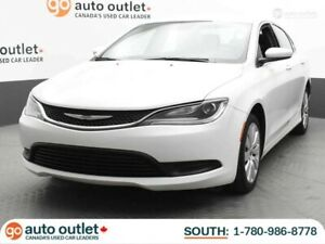2015 Chrysler 200 LX 4dr FWD Sedan, Push Start Button