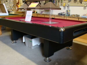 POOL TABLES - USED - THREE TO CHOOSE FROM!!! Kitchener / Waterloo Kitchener Area image 1