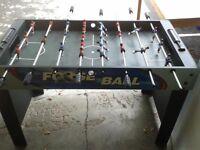 FooseBall / table de Soccer Table