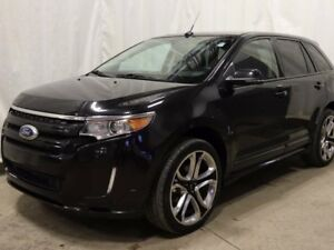 2014 Ford Edge Sport AWD w/ Leather, Navigation, Sunroof