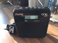 Pure One Mini Digital Radio in Good Condition
