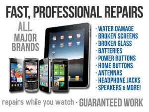 Cell Phone, Tablet, Laptop Repairs