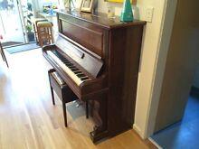 Thurmer Upright Piano Brunswick Moreland Area Preview