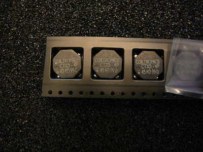 Cooper Ctx5-4p Inductor Array 2-coil 5.15uh 20 Smd New 5pkg