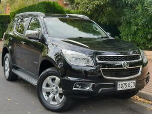 2014 Holden Colorado 7 RG MY14 LTZ Black/Grey 6 Speed Sports Automatic Wagon Prospect Prospect Area Preview