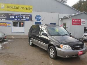 2005 Kia Sedona EX|ONE OWNER|NO ACCIDENTS|NO RUST|MUST SEE