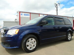 2013 Dodge Grand Caravan SXT SPORT-STOW N GO--DRIVES EXCELLENT