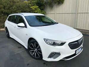 2018 Holden Commodore ZB MY18 RS Sportwagon Summit White 9 Speed Sports Automatic Wagon Devonport Devonport Area Preview