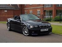 2005 BMW M3 3.2 Sequential 2dr **F/S/H+HUGE SPEC+HARDTOP+MINT**