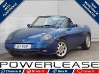 1999 FIAT BARCHETTA 1.7 16V LHD 2D 129 BHP