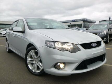 2011 Ford Falcon FG XR6 Silver 6 Speed Sports Automatic Sedan Strathmore Heights Moonee Valley Preview