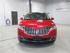 2012 Lincoln MKX AWD Navigation, Moon Roof Moose Jaw Regina Area image 2