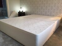 Divan bed base (no matress)
