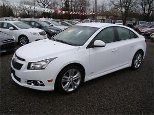 2014 Chevrolet Cruze 2LT with RS Package