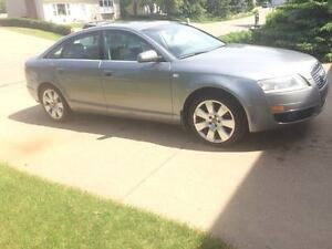 2006 Audi A6 Sedan $4500 (AWD) Great car all year-round!