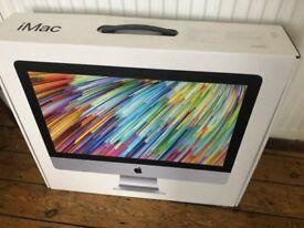 "Brand new/unused Imac - 21.5""/8GB - genuine sale"