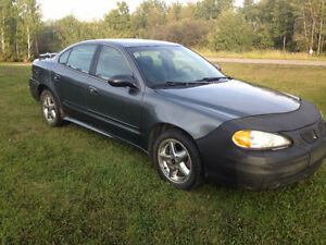 2003 Pontiac Grand Am Sedan