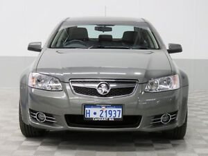 2012 Holden Berlina VE II MY12.5 (LPG) Grey 6 Speed Automatic Sedan East Rockingham Rockingham Area Preview