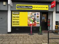 GREAT OPPORTUNITY-convenience store located in East Kilbride Reduced for quick sale