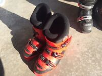 Ski Season is almost here- Youth boots and skis for Sale
