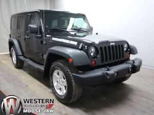 2012 Jeep Wrangler Unlimited Sport 4x4 **Loaded with Black Appea