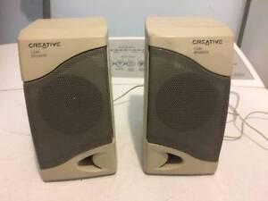 pair of computer speakers Paralowie Salisbury Area Preview