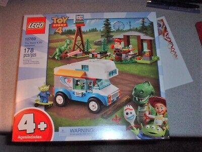 LEGO Toy Story Toy Story 4 RV Vacation Set (10769)