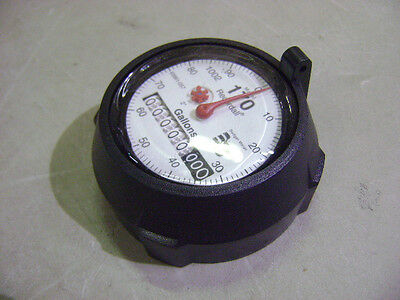 New Badger Water Meter 2 170 Recordall Register Head Gallons 63961-057