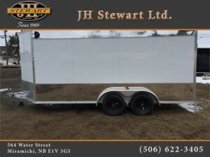 New 2018 High Country 7x16 Express trailer