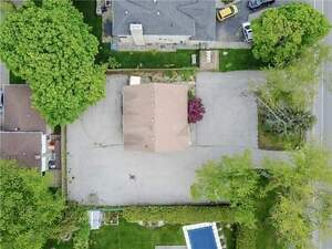 LAND FOR SALE ZONED RESIDENTIAL STEPS TO LAKE,OAKVILLE(W3855737)
