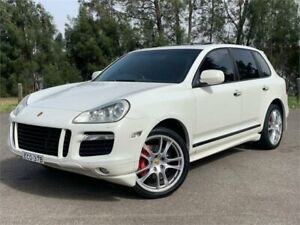 2008 Porsche Cayenne MY08 GTS White 6 Speed Tiptronic Wagon Lansvale Liverpool Area Preview