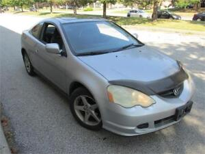 2003 ACURA RSX *LEATHER,SUNROOF,AUTOMATIC,GAS SAVER!!!*