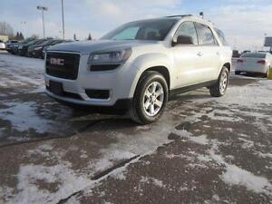 2016 GMC Acadia SLE NO INSURANCE CLAIMS& CERTIFIED PRE OWNED!