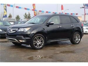 2008 Acura MDX Technology Package 4dr All-wheel Drive