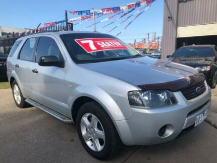 2007 Ford Territory SY SR (RWD) Silver 4 Speed Auto Seq Sportshift Wagon Brooklyn Brimbank Area Preview