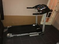 Roger Black JX-616W Treadmill with safety function - top speed is 12 KM/H