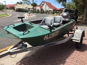 3m Finn Spindrift dinghy + Honda 2.3 + Trailer + extras Glenelg East Holdfast Bay Preview