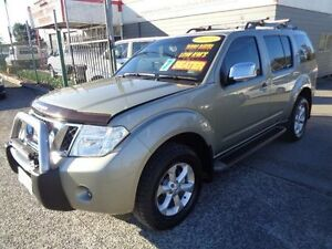 2013 Nissan Pathfinder R51 Series 4 ST-L (4x4) Desert Dune 6 Speed Manual Wagon Sandgate Newcastle Area Preview