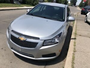 2015 Chevrolet Cruze 1LT CERTIFIED LOW KM BACKUP CAM