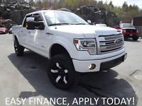 2013 Ford F-150 Platinum 4X4!! LIFTED!! LIFTED!! LIFTED!!