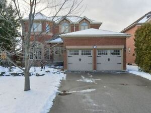 **Beautiful Double Garage Detached Home in Maple**