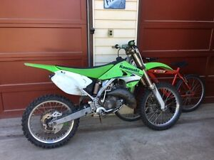 2007 KX 125 for sale