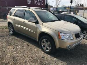2008 Pontiac Torrent AWD Olympics Podium Edition, Automatic