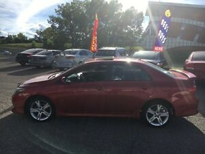 "2009 Toyota Corolla XRS  "" OCTOBER ROCK BOTTOM BLOW OUT SALE !!!"