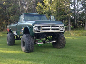 1967 gmc. Trade for muscle car