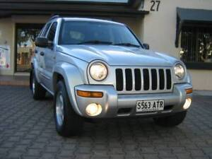 2004 Jeep Cherokee KJ SUV 4x4 Marleston West Torrens Area Preview