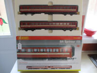 HORNBY TRAINS AND OTHER MANUFACTURERS OF MODEL RAILWAY EQUIPMENT WANTED